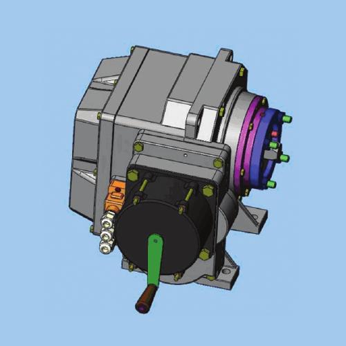 Электропривод МЭОФ-250/63-0,25М-99 У2